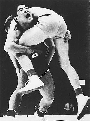 Osamu Watanabe - Osamu Watanabe at the 1964 Olympics