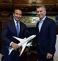 Oscar Munoz and Mauricio Macri.jpg
