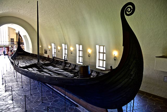 Image result for oseberg wikimedia
