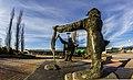 Ossi Somman taidetta ,Pirkkalaistorilla, Nokialla - panoramio.jpg