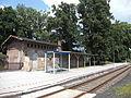 Ostritz Krzewina Grunau Bahnhof NW 2008 a.jpg