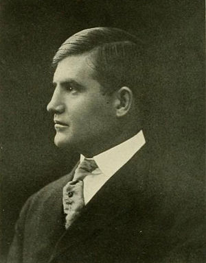 Otis Lamson - Lamson pictured in Yackety Yack 1908, North Carolina yearbook