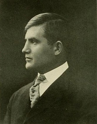 1905 College Football All-America Team - Otis Lamson of Penn.