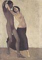 Otto Mueller - Neger und Tänzerin - ca1903.jpeg
