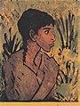 Otto Mueller - Zigeunerin im Profil - 1926-27.jpeg