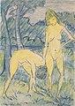 Otto Mueller - Zwei Mädchen am Wasser - ca1926.jpeg