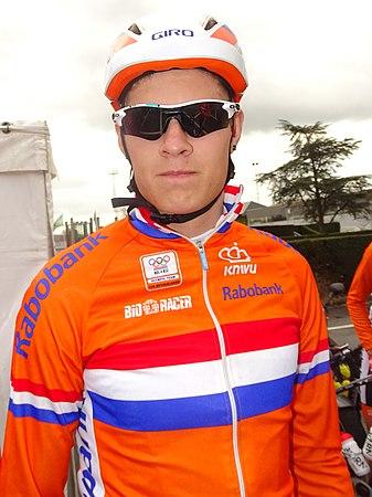 Oudenaarde - Ronde van Vlaanderen Beloften, 11 april 2015 (B156).JPG