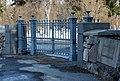 Oulu Cemetery Gate 20130412.JPG