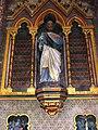 Ourville-en-Caux (Seine-Mar.) église Notre-Dame-de-l'Assomption, statue (02) Saint Joseph.jpg