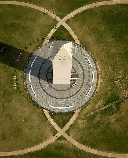 File:Overhead view of Washington Monument.jpg