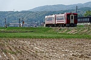 Iiyama Line - A JR East Oykot