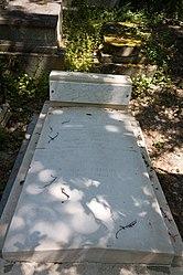 Tomb of Silvestre de Sacy