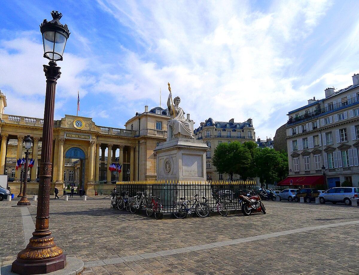 Cafe Le Bourbon Paris