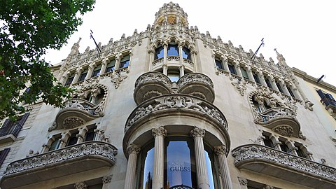 Barcelone Casa Lleo Morera