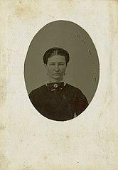 Portrait of Ann E. Palmer