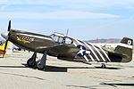 P51A Mustang Mrs Virginia - Chino Airshow 2014 (14265943619).jpg
