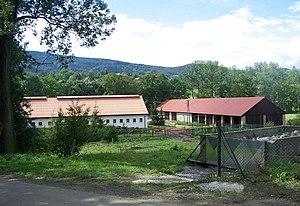 State Agricultural Farm - Former PGR in Szczyrzyc