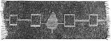 1885 cintura wampum