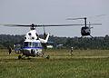 PZL-Swidnik Mi-2 & Robinson R-44 (4803913387).jpg