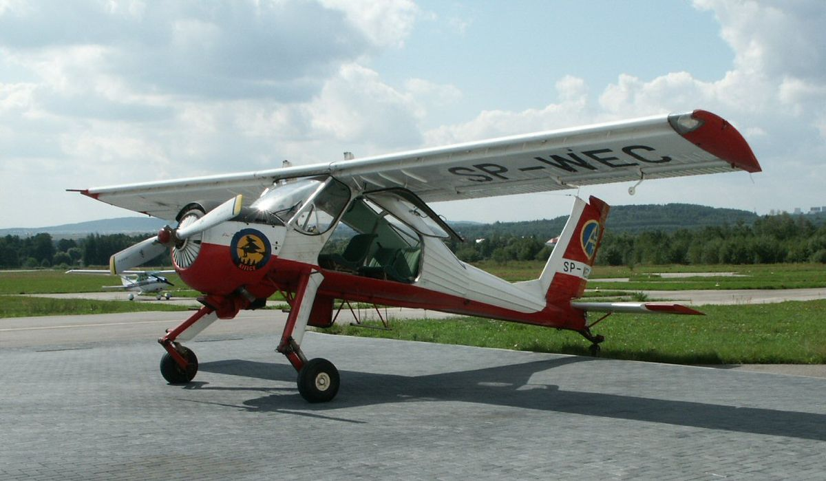 PZL-104 Wilga — Wikipédia