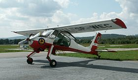 Image illustrative de l'article PZL-104 Wilga