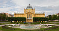Pabellón del Arte, Zagreb, Croacia, 2014-04-20, DD 05.JPG