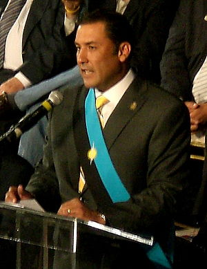 Venezuelan presidential election, 2012