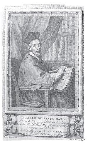 Pablo de Santa Maria