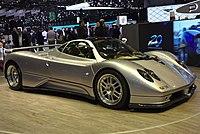 Pagani Zonda C12 'chassis 001' Genf 2019 1Y7A5382.jpg