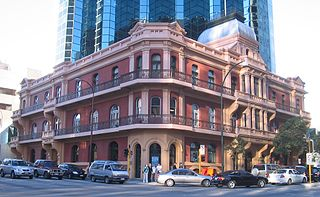 Palace Hotel, Perth