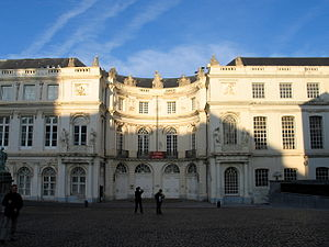 Palace of Charles of Lorraine - The Palace