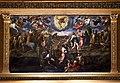 Palma il giovane, l'età del bronzo, 1610 ca., dal palazzo dei pico a mirandola, con lesene che dei trionfi di mantegna al pal. di s. sebastiano.jpg
