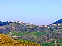 Panni (Apulia) viewed from Ferrara highlands.jpeg