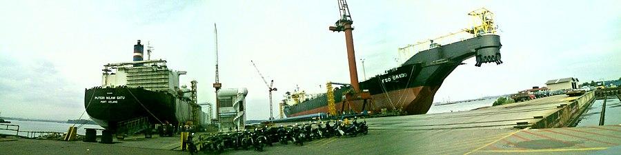 Malaysia Marine and Heavy Engineering - Wikipedia