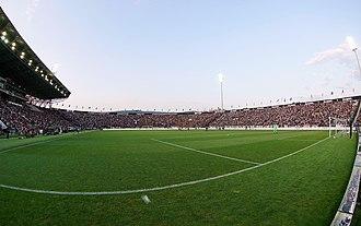 2018–19 PAOK FC season - Toumba Stadium