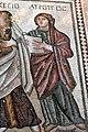 Paphos Haus des Theseus - Mosaik Achilles 3c Atropos.jpg