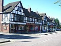 Parade of shops in East Horsley - geograph.org.uk - 51457.jpg