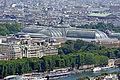 Paris, Grand Palais from the Eiffel Tower, June 2014.jpg