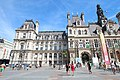Paris Plage 2016 devant la Mairie de Paris le 14 août 2016 - 09.jpg