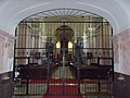 Parish Church, interior, 2020 Piliscsaba.jpg