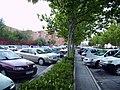 Parking de la estación, Fuenlabrada - La Serna Cercanías - panoramio.jpg