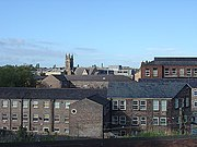 Part of the lower town seen from Green Street - geograph.org.uk - 558483.jpg