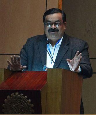 Partha Pratim Chakraborty - Image: Partha at ICTACEM International Conference, December 2014