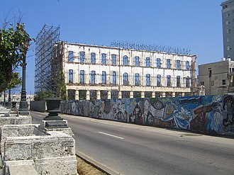 Paseo del Prado, Havana - Image: Paseo del Prado (Havana)