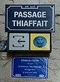 Passage Thiaffait (Lyon) - plaque de rue.jpg