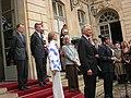 Passation de pouvoir - François Fillon - Dominique de Villepin.jpg