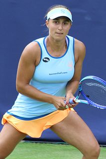 Tamira Paszek Austrian tennis player