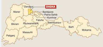 Digha (Vidhan Sabha constituency) - Digha in Patna district