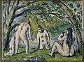 Paul Cézanne - Three Bathers (Trois baigneuses) - BF96 - Barnes Foundation.jpg
