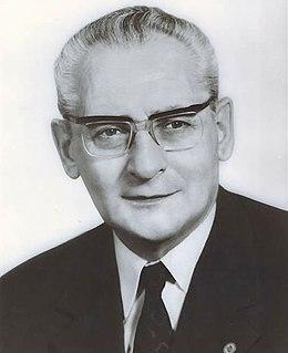 Paul Verner German politician